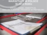 Raport: Warsztaty w Polsce w 2012 r
