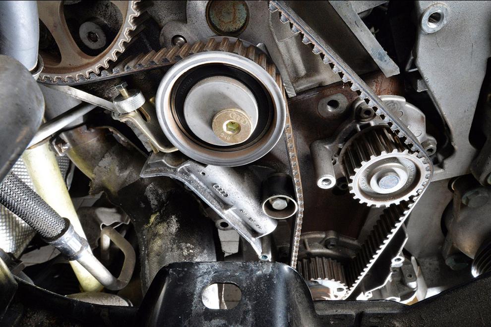 Instrukcja Wymiany Rozrządu W Samochodzie Audi A3 1 8t O