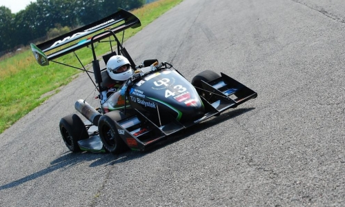 Cerber Motorsport - celem jest sukces wFormule Student