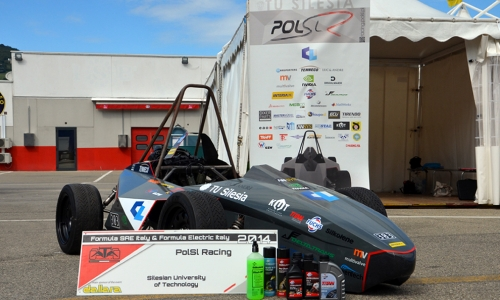 PolSl Racing w drodze po sukces w Formule Student